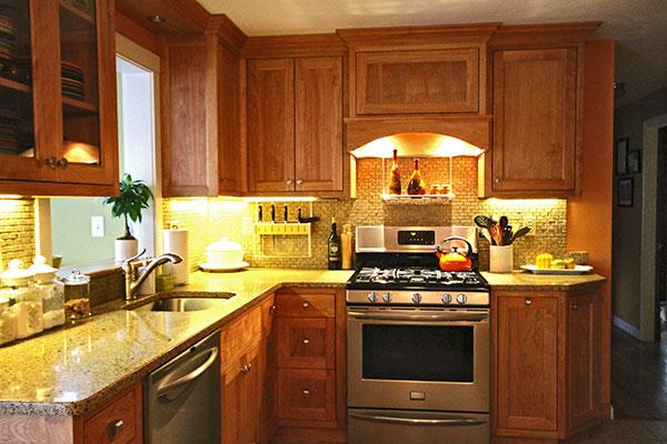 Portfolio classic woodworks inc for Classic kitchen cabinets inc